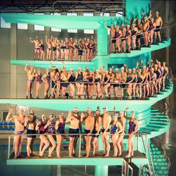 Voor en door zwemmers